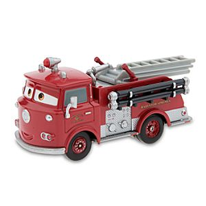 Red the Fire Engine Die Cast Car