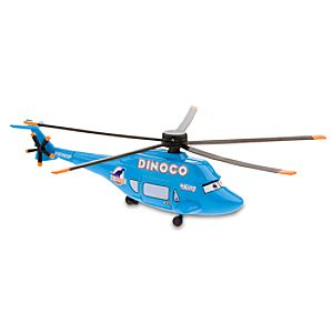 Dinoco Die Cast Helicopter