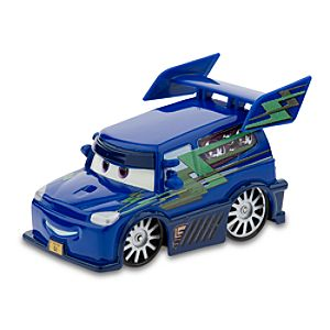 DJ Die Cast Car