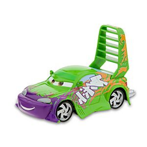 Wingo Die Cast Car
