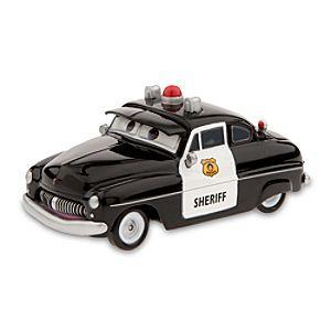 Sheriff Die Cast Car