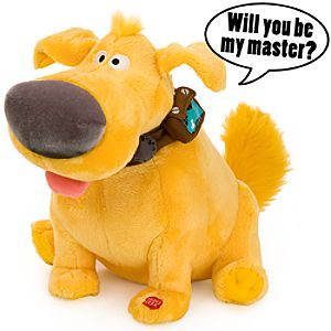 Up Talking Dug Plush - 11