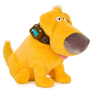 ''Up'' Jumbo Dug Plush - 21''