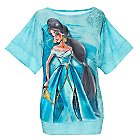Disney Princess Designer Jasmine Tee for Women