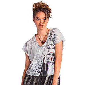 Disney Villains Fashion Evil Queen Tee for Women