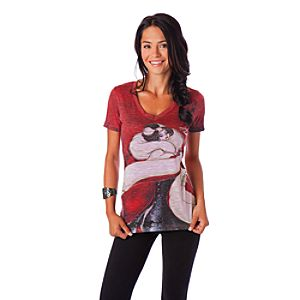 Disney Villains Cruella De Vil Tee for Women