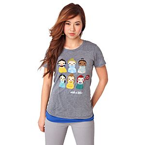 Kidada for Disney Store Wish-a-Littles Tee for Women
