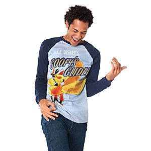 Long Sleeve Goofys Glider Goofy Tee for Men