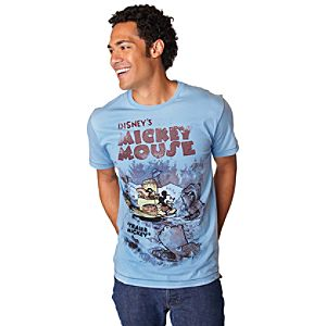 Trader Mickey Mickey Mouse Tee for Men
