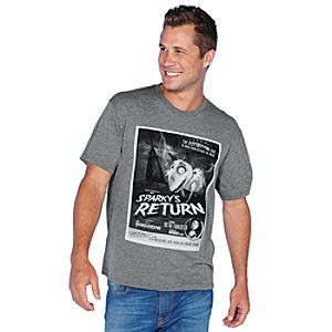 Frankenweenie Sparkys Return Tee for Men