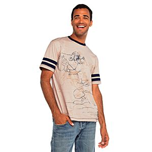 How to Play Football Vintage Disney Goofy Tee for Men