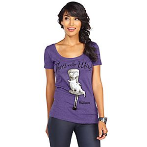 Weird Girl Tee for Women - Frankenweenie