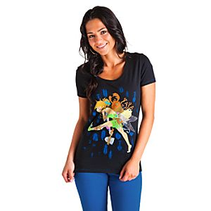 Tinker Bell Tee for Women - Artist Series One