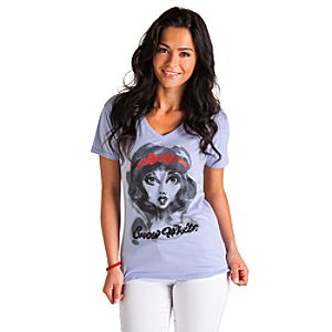 Snow White Tee for Women - Artist Series One