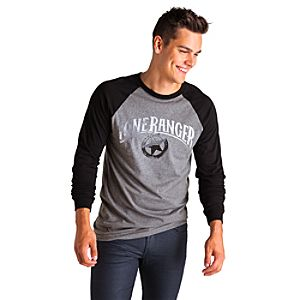 The Lone Ranger Raglan Tee for Men
