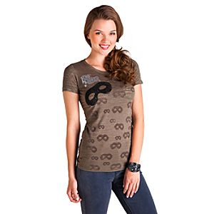 The Lone Ranger Burnout Tee for Women