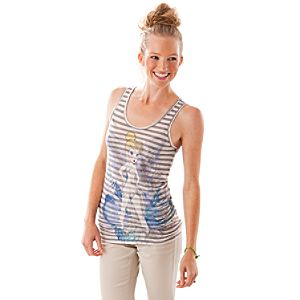Tinker Bell Tank Tee for Women
