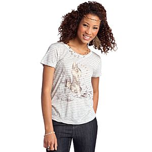 Thumper Tee from Disney by: Patterson J. Kincaid for Women