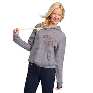 Fleece Sorcerer Mickey Hoodie from Disney by: Patterson J. Kincaid for Adults