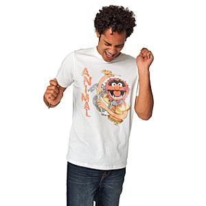 Muppets Animal Tee for Men