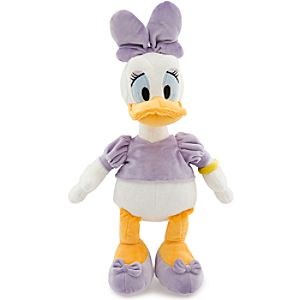 Daisy Duck Plush Toy -- 19 H