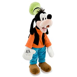 Goofy Plush Toy -- 19