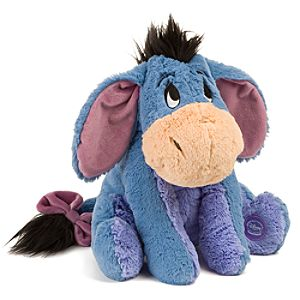 Eeyore Plush Toy - 12