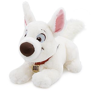 Bolt Plush Toy -- 14 H