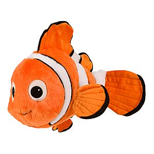 Nemo Plush Toy -- 10