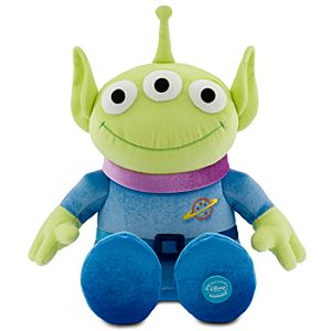 Toy Story Alien Plush Toy - 14