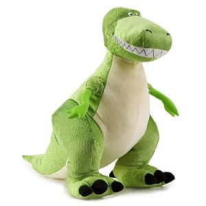 Rex Plush Toy -- 12''