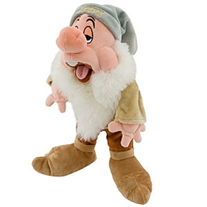 Seven Dwarfs Sleepy Plush Toy - 11