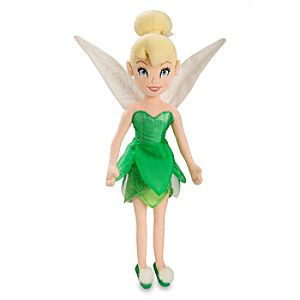 Tinker Bell Plush Doll