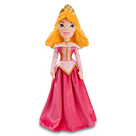 Sleeping Beauty Plush Doll