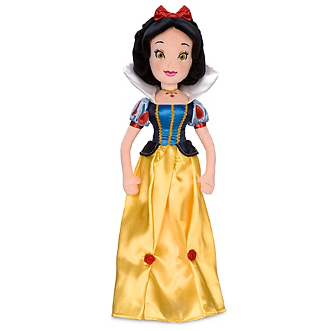 Snow White Plush Doll -- 20''