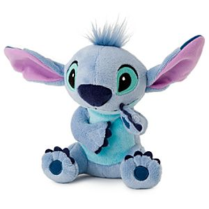 Stitch Plush Mini Bean Bag Toy