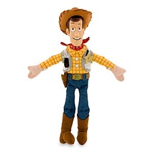 Woody Plush Mini Bean Bag Toy