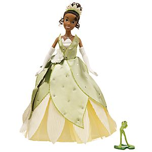 The Princess and the Frog Tiana Wedding Gown Doll -- 11