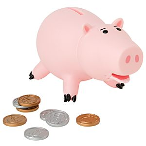 Toy Story Hamm Piggy Bank Action Figure -- 6