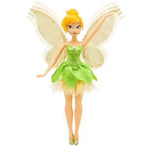 Fluttering Tinker Bell Doll -- 11