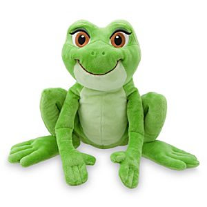 The Princess and the Frog Princess Tiana as Frog Plush Toy -- 12