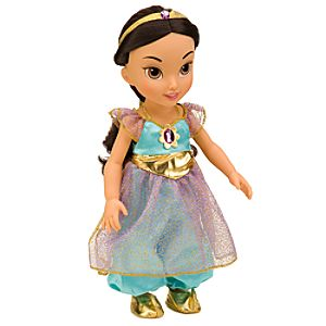 My Disney Princess Jasmine Toddler Doll -- 16