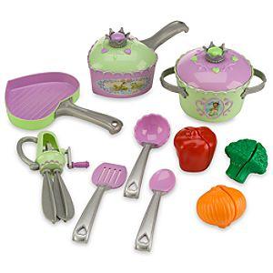 The Princess and the Frog Princess Tiana Cooking Set