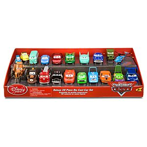 Deluxe 20 Piece Die Cast Cars Set