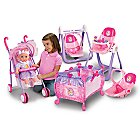 Disney Princess 5-in-1 Play Set with Doll