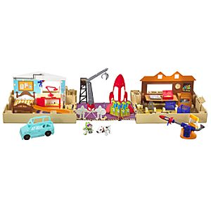 Toy Story Adventure Play Set
