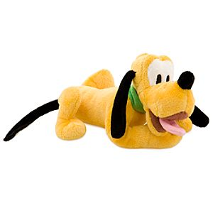 Mini Bean Bag Pluto Plush Toy -- 9 L