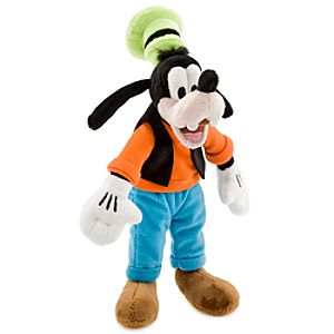 Mini Bean Bag Goofy Plush Toy -- 10 H
