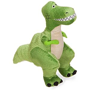 Mini Bean Bag Rex Plush -- 8 H