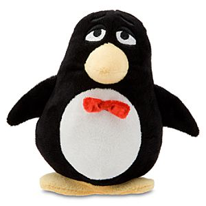 Mini Bean Bag Wheezy Plush Toy -- 7 H